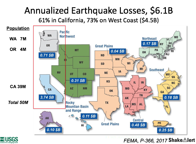 ShakeAlert® | Earthquake Early Warning on southern california fault line map, ca drought map, ca landslides map, fairfield ca map, ca volcano map, ca universal studios map, ca road map, current california earthquakes map, ca fault line map, ca oil spill map, ca power outage map, ca freeway map, ca wildfires map, new madrid fault damage map, ca city map, ca regions map, ca fire map, ca airport map, southern baja california map, ca seismic zone map,